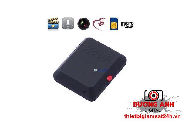 Máy nghe lén X009 có định vị và ghi âm