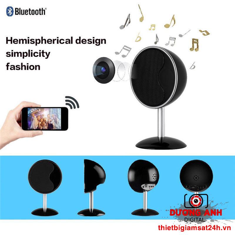 Loa Bluetooth Camera Full HD Wifi Y10