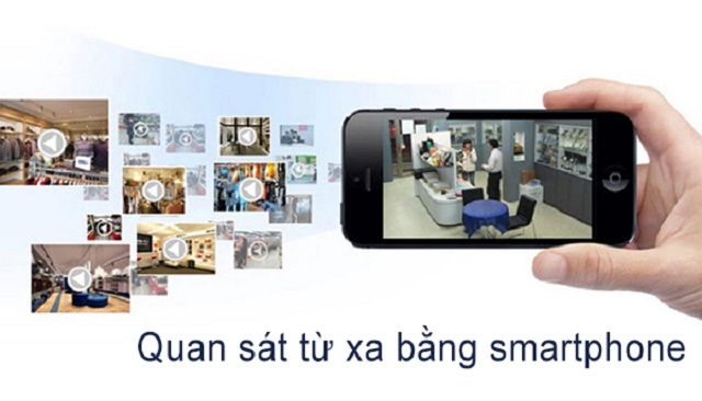 Đa số các loại camera quay lén đều có thể xem từ xa bằng điện thoại, máy tính bảng