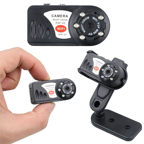 Camera quay lén siêu nét mang đến nhiều công dụng trong cuộc sống