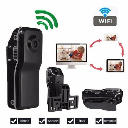 Các loại camera quay lén siêu nét trên thị trường