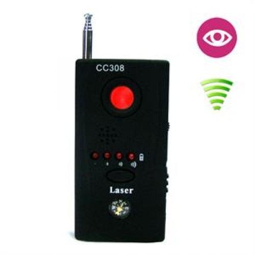 Bạn có thể sử dụng bộ dò tín hiệu để phát hiện ra máy nghe lén