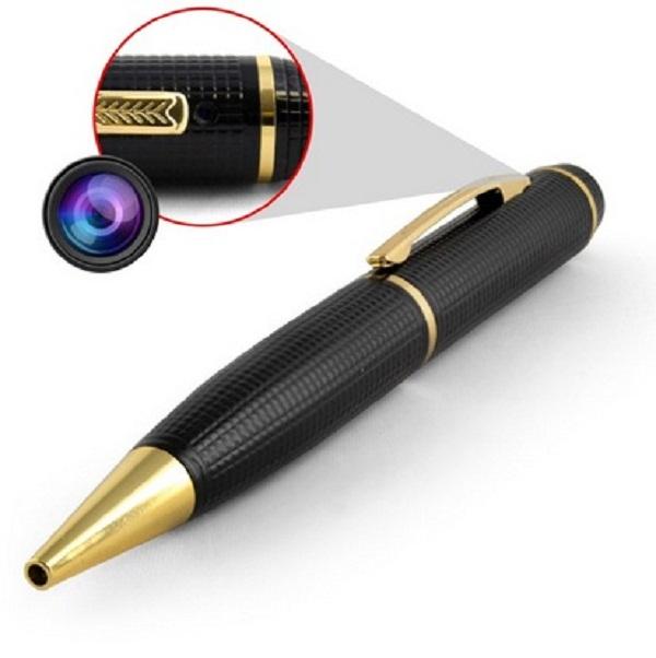 Bút có thiết kế tinh vi nên rất khó bị phát hiện