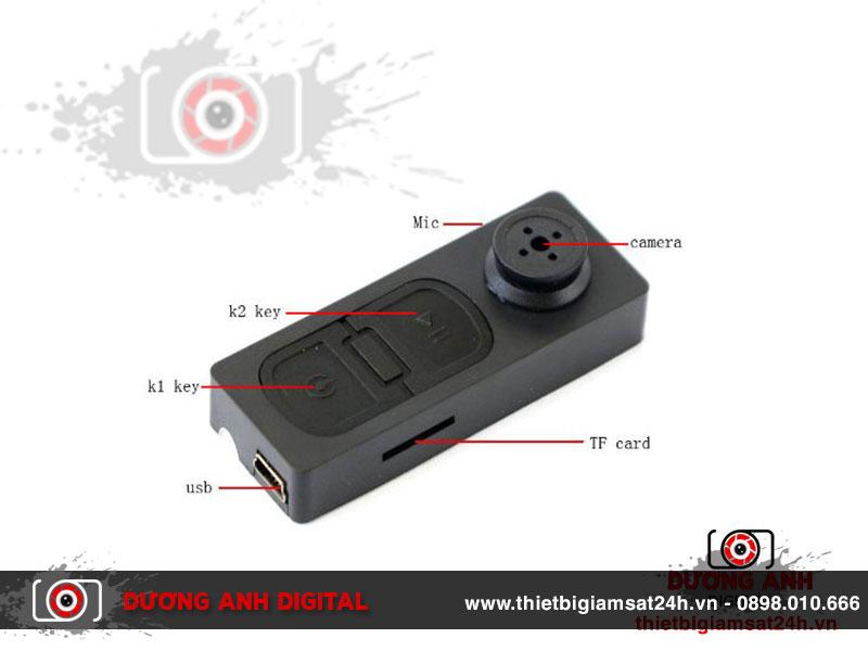 Cúc áo camera siêu nhỏ P14