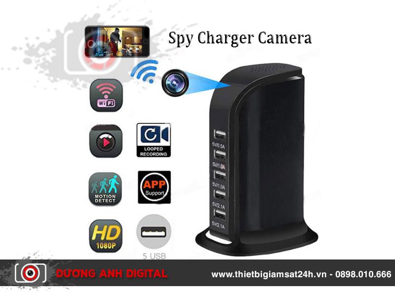 HUB USB sạc điện thoại M8 ngụy trang siêu nhỏ