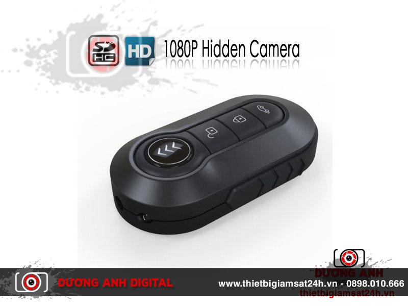 Camera Full HD ngụy trang móc khóa K1
