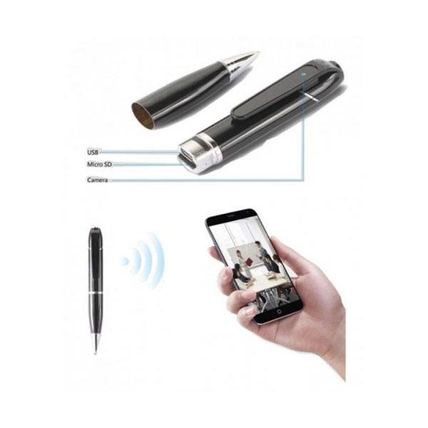 Bút camera với thiết kế tinh vi