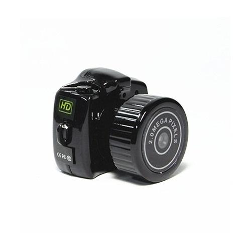 Camera giám sát siêu nhỏ sẽ là một trợ thủ đắc lực của bạn khi muốn theo dõi ai đó