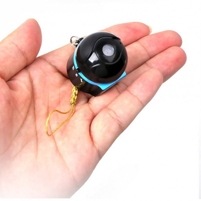 Camera quay lén không dây có thiết kế rất tinh vi