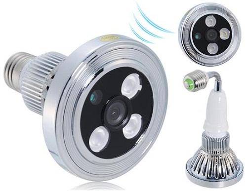 Camera mini có thể ngụy trang khéo léo bên trong một thiết bị