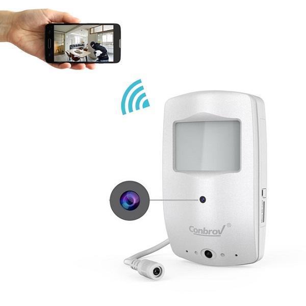 Camera ngụy trang rất khó bị phát hiện nên được dùng nhiều vào mục đích quay trộm
