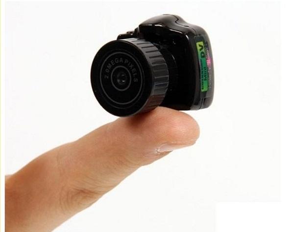 Camera quay lén thường được dùng ở nhiều không gian khác nhau