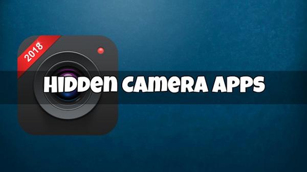 Ứng dụng camera quay lén cho android