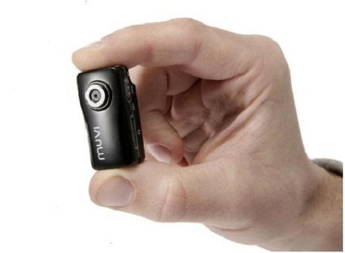 Camera ngụy trang mang đến nhiều tiện ích trong cuộc sống
