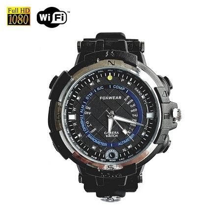 Camera ngụy trang đồng hồ đeo tay có thiết kế hiện đại