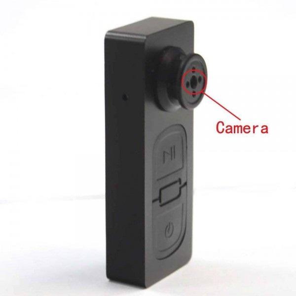 Camera cúc áo là một thiết bị ngụy trang hoàn hảo và có thời gian dùng pin lâu