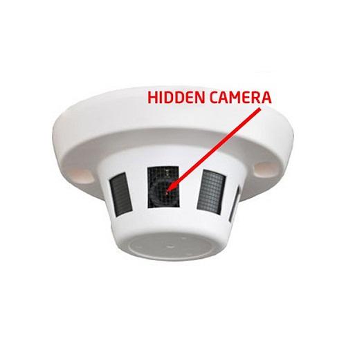 Camera ngụy trang giúp người dùng ghi hình, quay video kín đáo