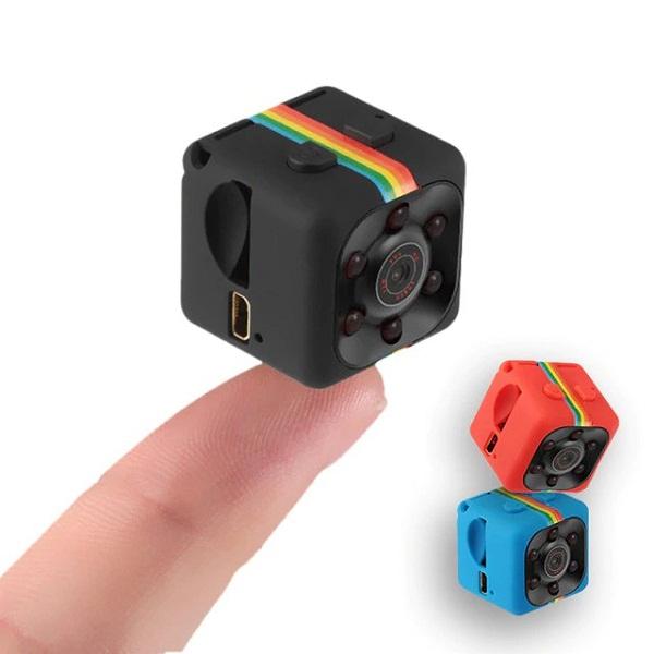Camera ngụy trang có nhiều hình dạng khác nhau