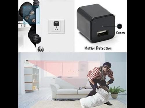 Camera ngụy trang hỗ trợ người dùng nhiều điều trong cuộc sống