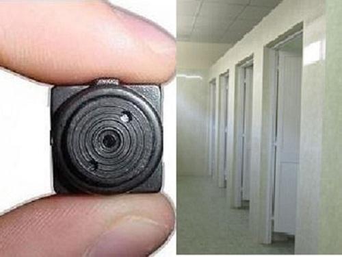 Camera quay lén giúp bạn có thể ghi hình hoặc giám sát được ở một góc kín