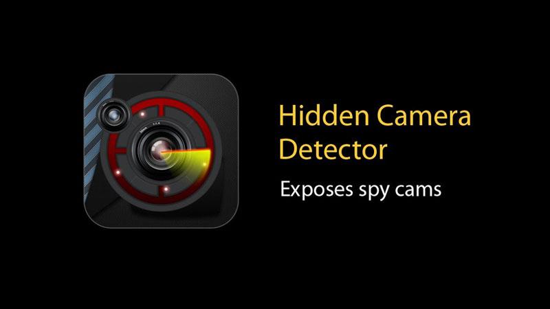 app phát hiện camera quay lén cho iphone