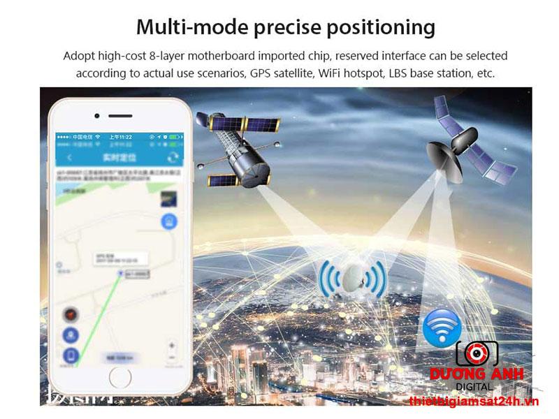 Thiết bị định vị - nghe lén GPS Tracker N20