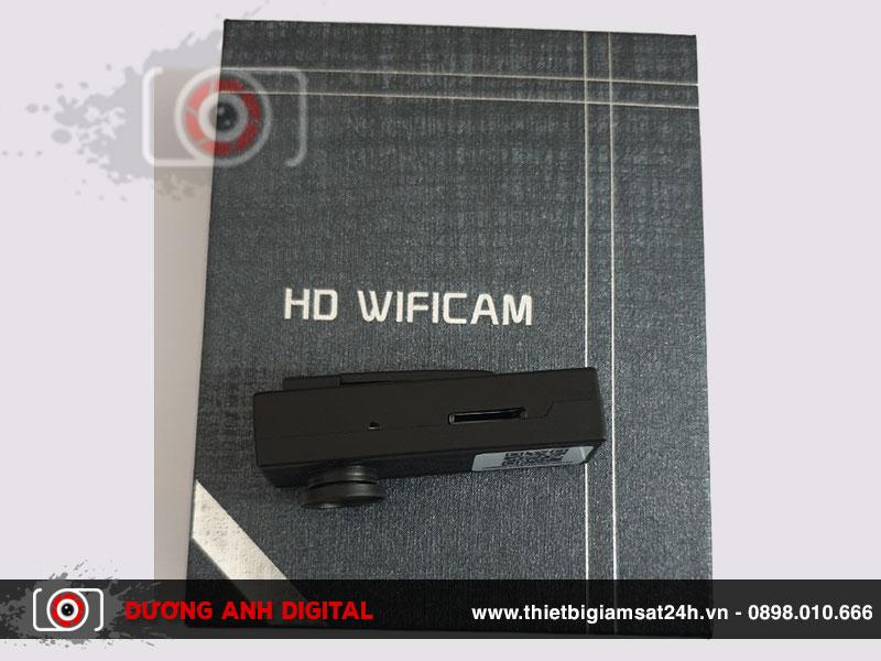 Camera ngụy trang cúc áo mang đến cho người dùng sự tiện ích trong công việc
