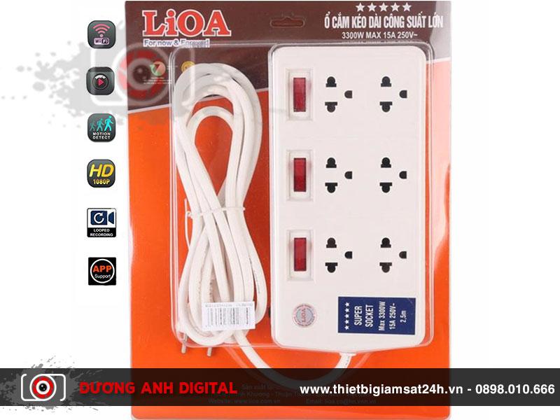 Camera ngụy trang ổ cắm có thể hỗ trợ sạc pin cho nhiều loại thiết bị điện khác nhau