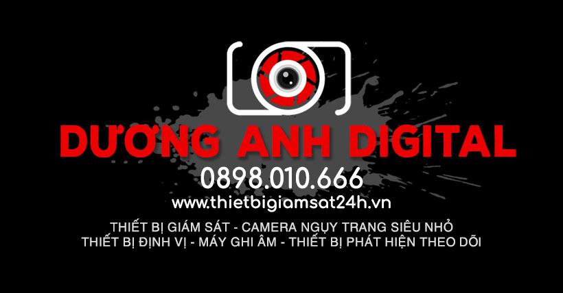 Dương Anh Digital - Thiết bị giám sát 24h