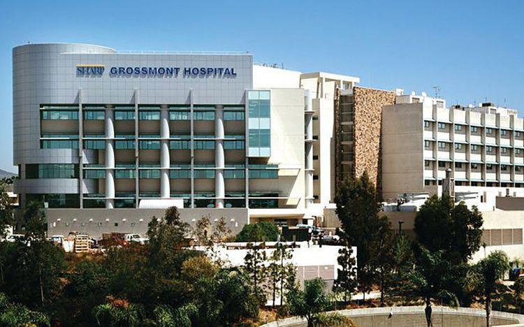 Bệnh viện Sharp Grossmont ở Mỹ