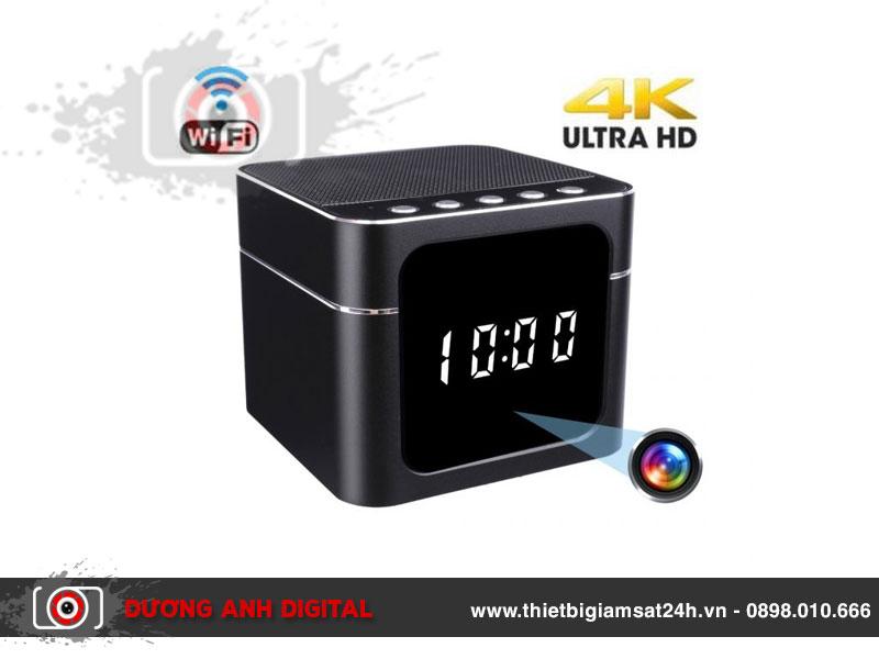 Camera 4K Wifi ngụy trang Loa Bluetooth-Đồng hồ Z23