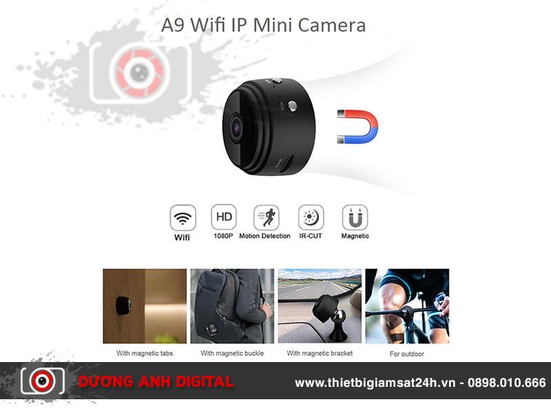 Camera được nâng cấp cả về kiểu dáng và tính năng