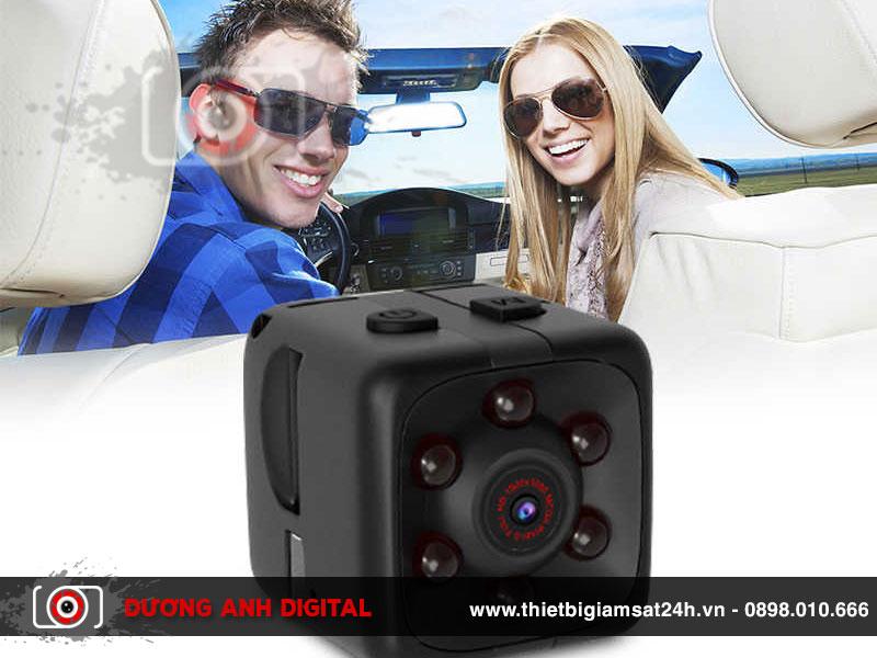 Camera thích hợp sử dụng cho những chuyến du lịch xa