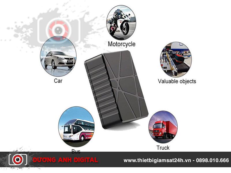 Thiết bị định vị nghe lén - GPS Tracker AK6