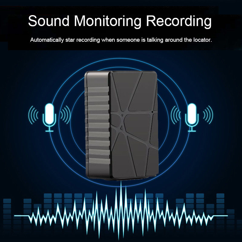 Máy định vị nghe lén mang đến âm thanh sống động