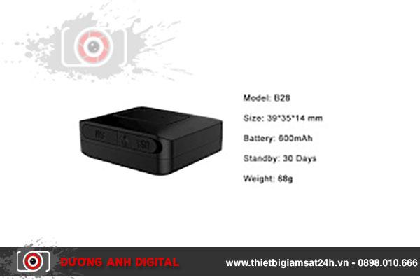 Thiết bị định vị nghe lén - GPS Tracker SK2