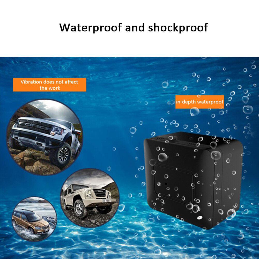 máy định vị nghe lén không bị tác động khi gặp nước