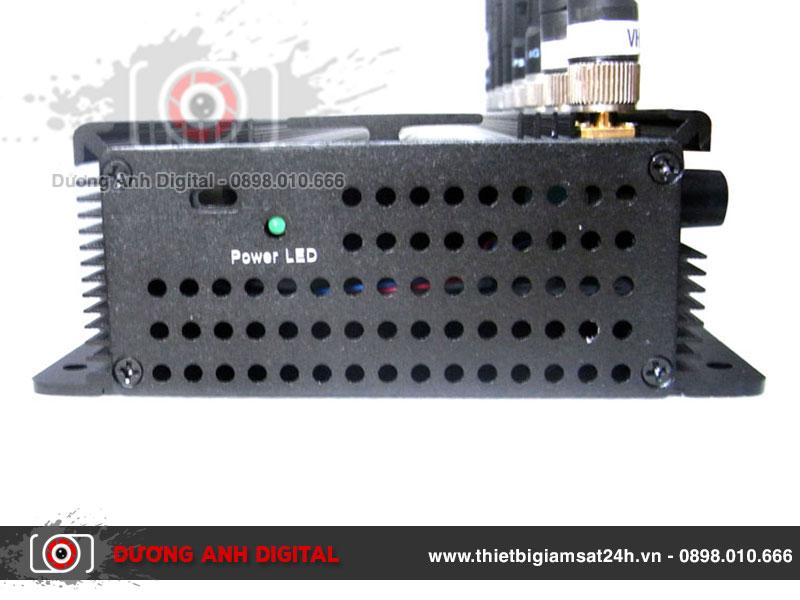 Thiết bị hỗ trợ làm nhiễu 8 tần số tín hiệu khác nhau