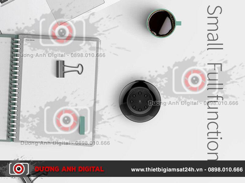 Camera ngụy trang siêu nhỏ Wifi 4K SQ17