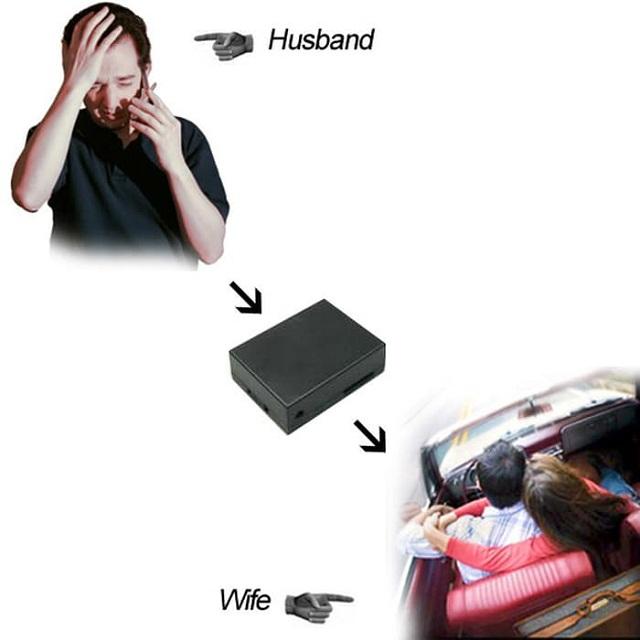 Máy nghe lén điện thoại có thể sử dụng trong nhiều mục đích khác nhau