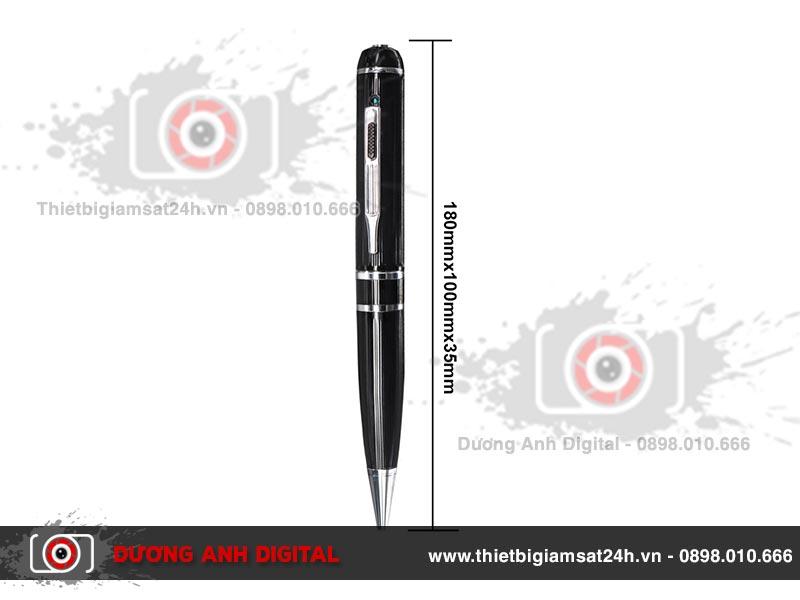 Thiết kế bên ngoài của bút R9 khá tính vi