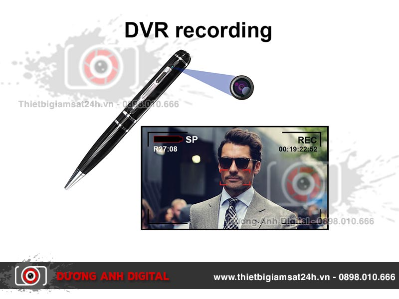 Camera ngụy trang chiếc bút R9
