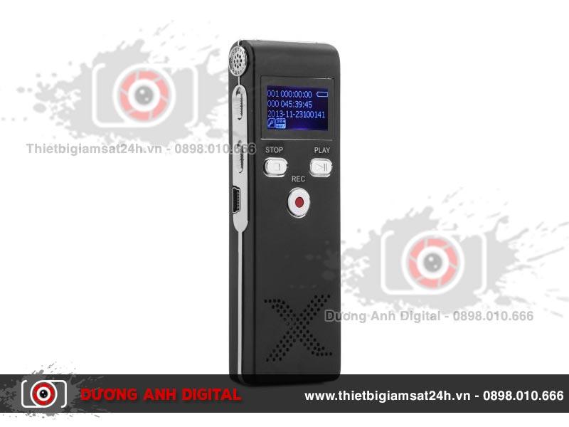 Máy ghi âm - Nghe nhạc GH-810 - LCD 8GB