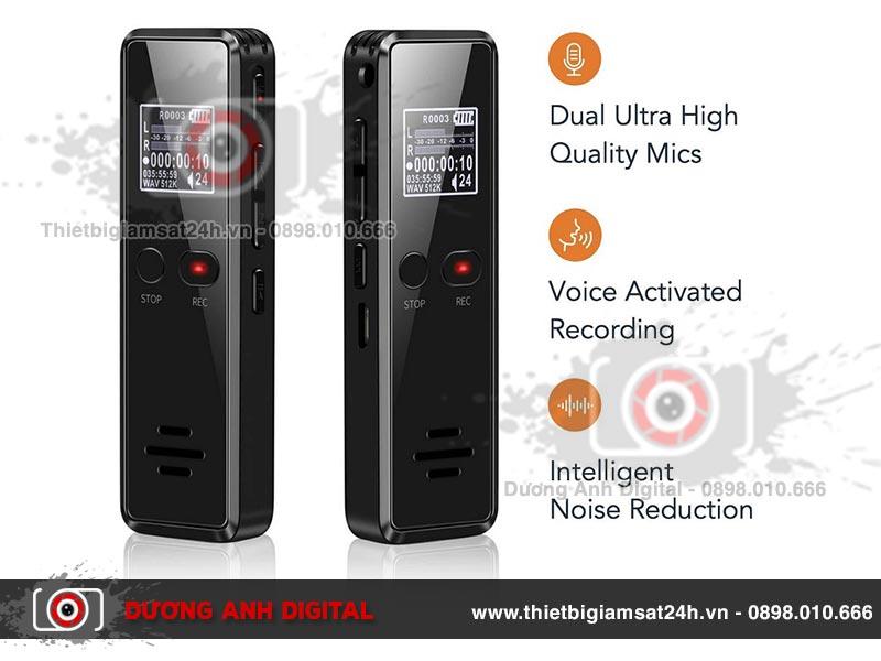 Máy ghi âm kỹ thuật số GH 818