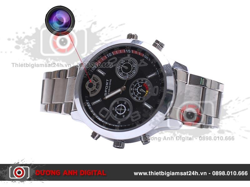 Camera ngụy trang đồng hồ đeo tay SW100
