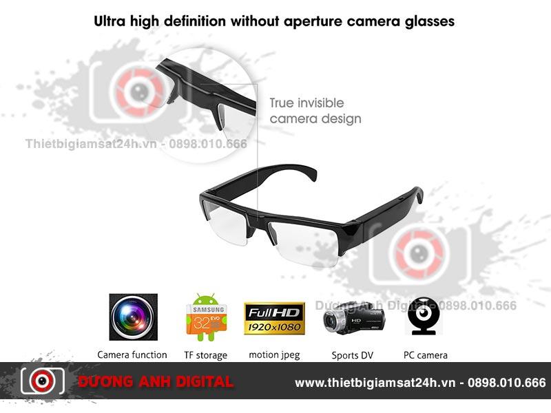Camera ngụy trang kính mắt SM27