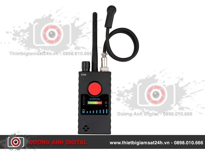 Máy phát hiện theo dõi G328 RF Detector: Nhỏ gọn, hiệu quả
