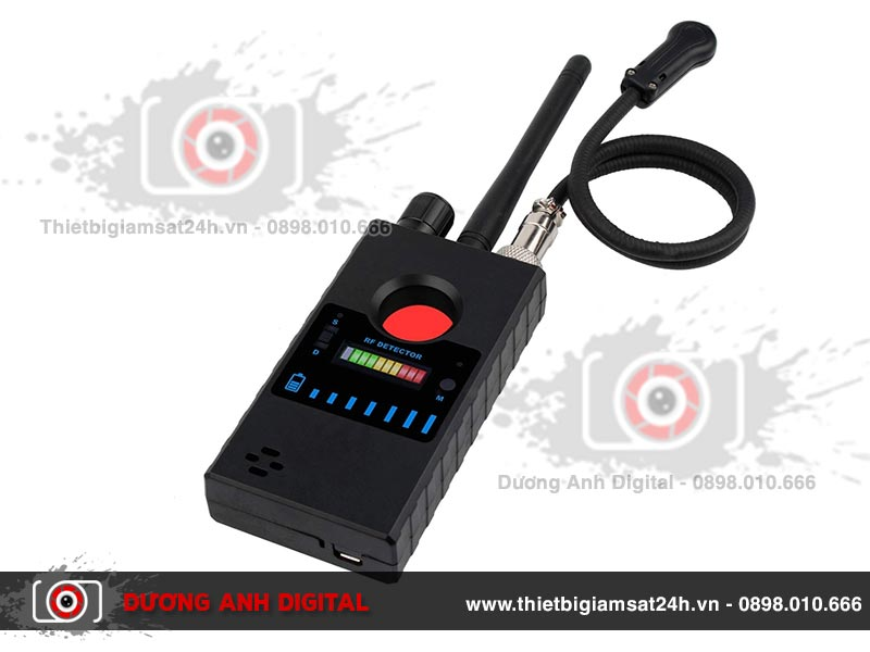 Máy phát hiện theo dõi G328 RF Detector