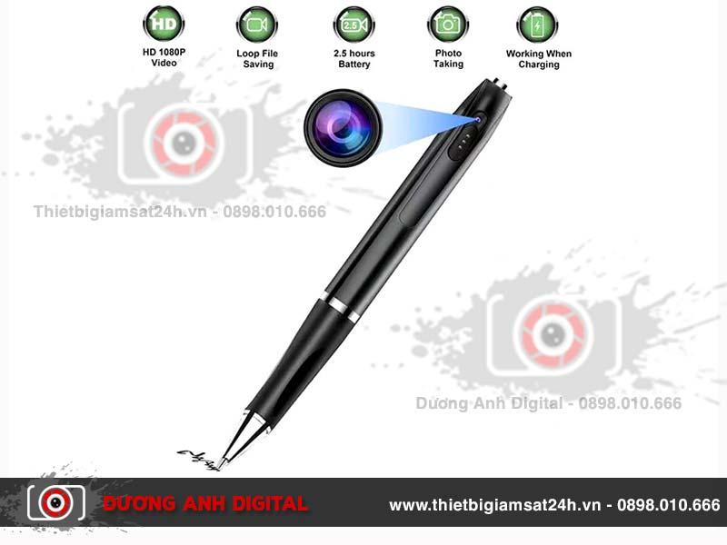 Bút Camera ngụy trang V8 Plus Full HD