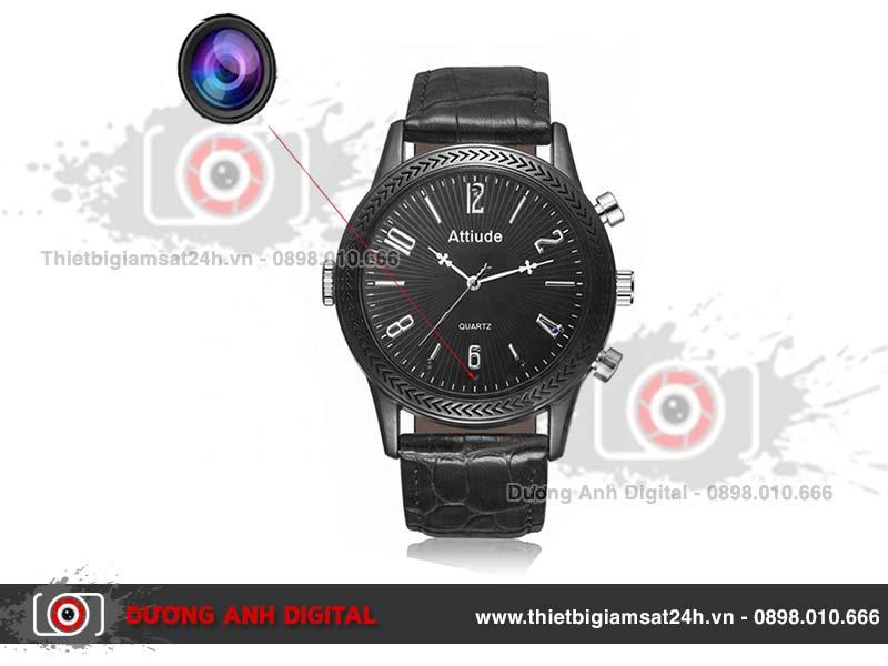 Camera ngụy trang đồng hồ đeo tay SW95 quay video Full HD 1080P